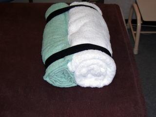 タオル枕作製写真3