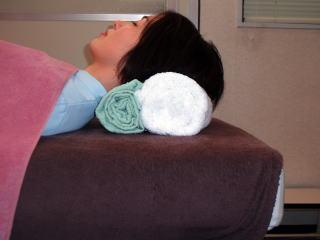 タオル枕製作4